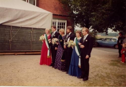 König Bernhard Howe 1981