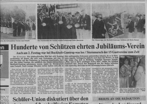 1983 - Jubiläum