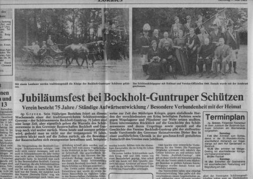 1983 - Jubiläum 2
