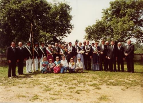 Jubiläum König Felix Baune 1983