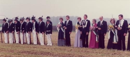 Jubiläum König Felix Baune 1983 (25)