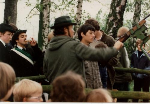 Jubiläum König Felix Baune 1983 (30)
