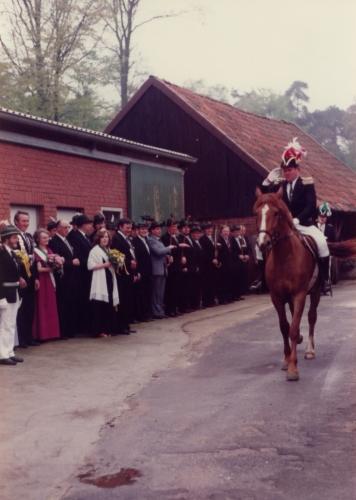Jubiläum König Felix Baune 1983 (36)