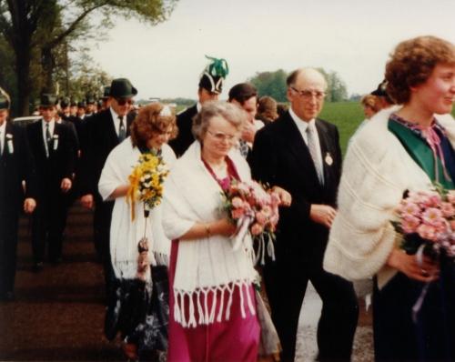 Jubiläum König Felix Baune 1983 (38)