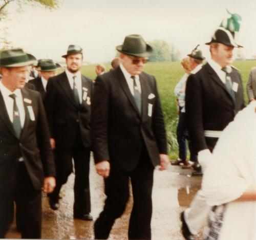 Jubiläum König Felix Baune 1983 (40)