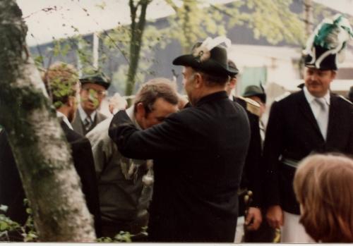 Jubiläum König Felix Baune 1983 (42)