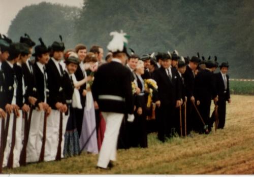 Jubiläum König Felix Baune 1983 (48)