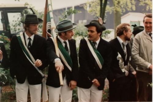 Jubiläum König Felix Baune 1983 (49)