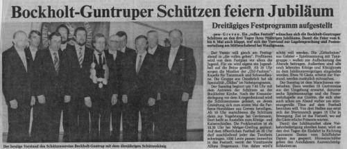 Jubiläum König Felix Baune 1983 (55)