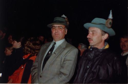 Heinz Klostermann + Oli Wiethölter