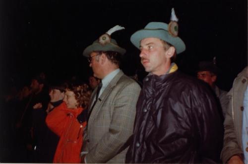 Heinz Klostermann + Oli Wiethölter 2