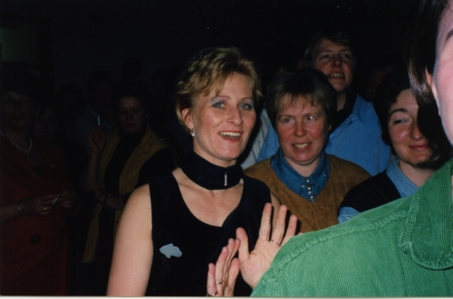 Klaudia klostermann + Christa Esmyol + Dagmar Lintel-Höping