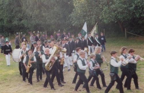2001 Aufmarsch