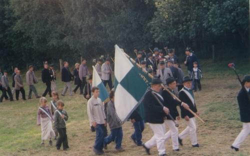 2001 Aufmarsch 2